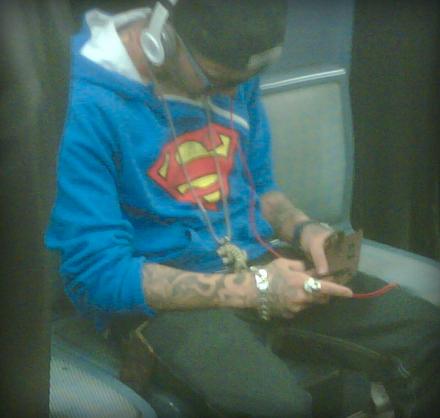 swagg man metro