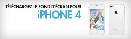 La Fouine - Drole de parcours - Le Livre - iphone 4