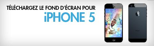 La Fouine - Drole de parcours - Le Livre - iphone 5